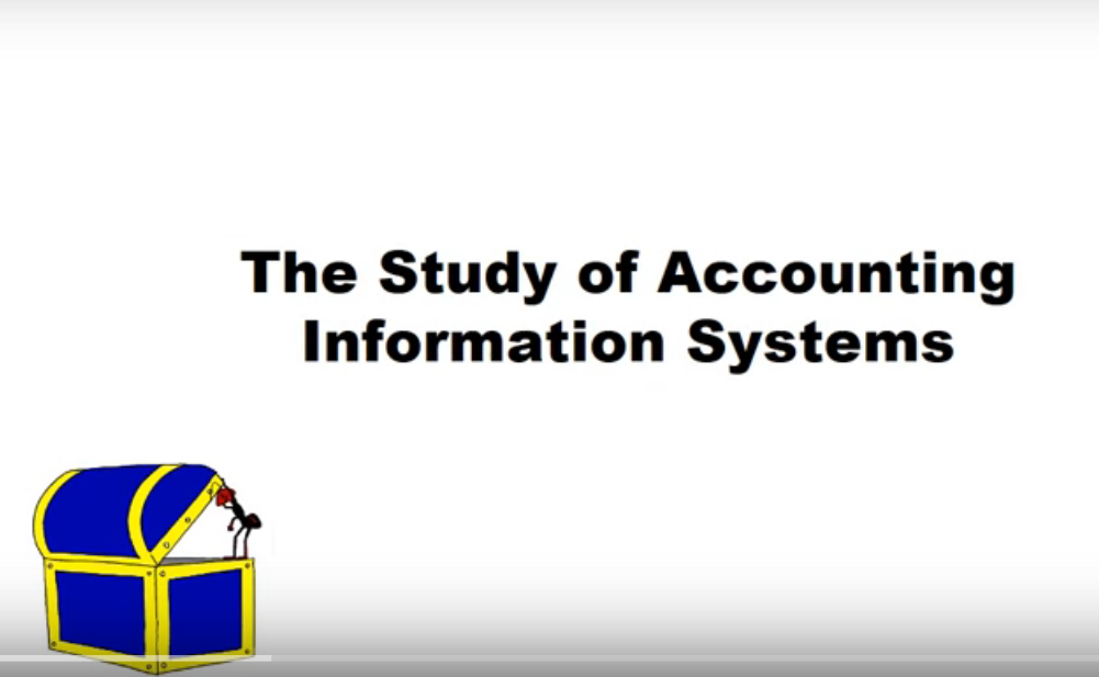 The Study of Accounting Information Systems